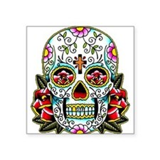 Sugar Skull 067 Sticker