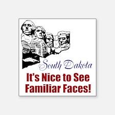 South Dakota Sticker