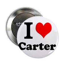"I Love Carter 2.25"" Button"