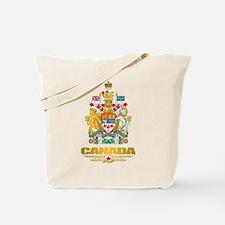 Canada COA Tote Bag