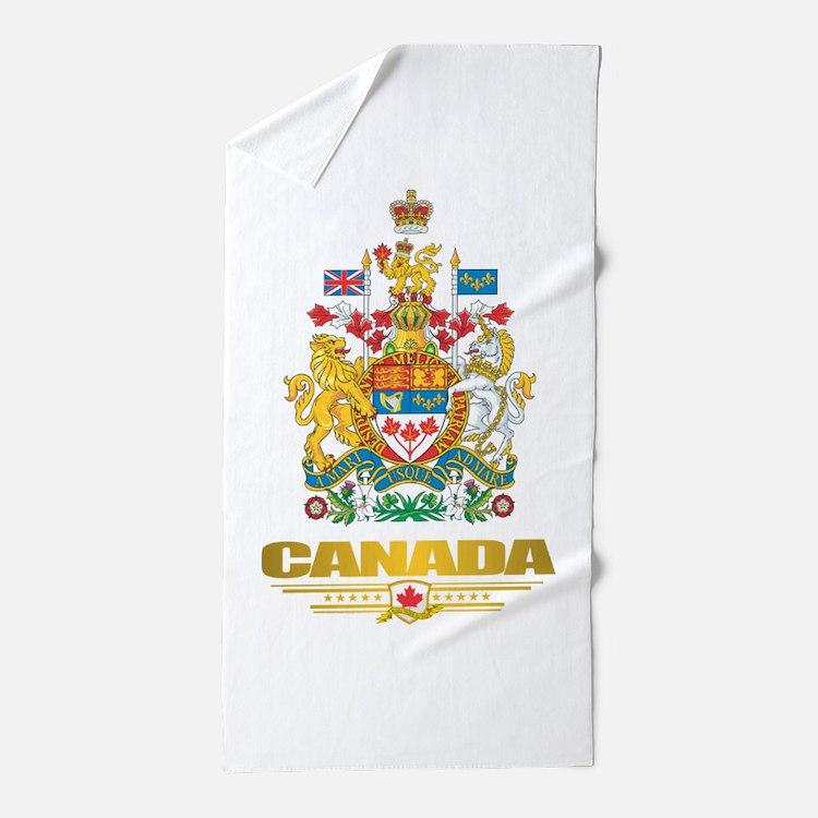 British Columbia Beach Towels