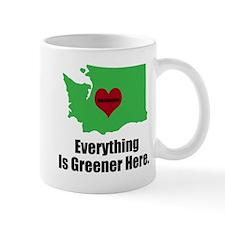 Washington State Mugs