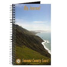 Sonoma County Coastline Sunspeed Journal
