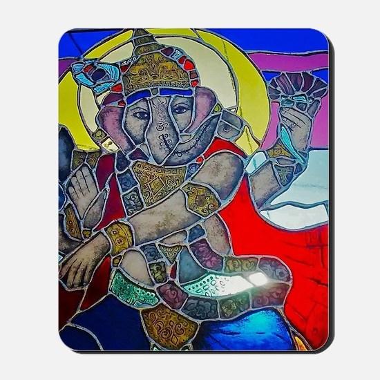 Ganesh 3 Mousepad
