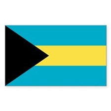 Bahamas Flag Decal
