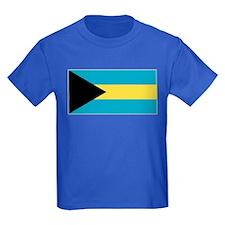 Bahamas Flag T