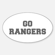 RANGERS-Fre gray Decal