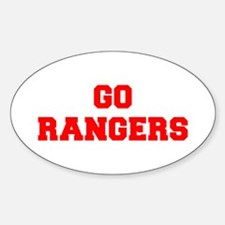 RANGERS-Fre red Decal