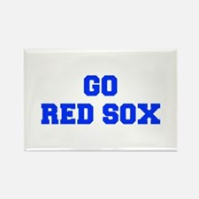 red sox-Fre blue Magnets