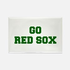 red sox-Fre dgreen Magnets