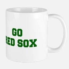 red sox-Fre dgreen Mugs