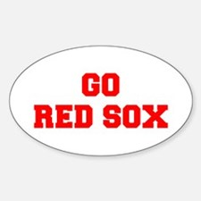 RED SOX-Fre red Decal