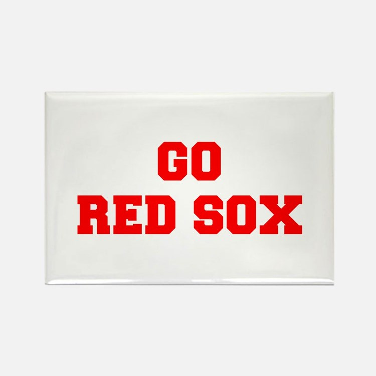 RED SOX-Fre red Magnets