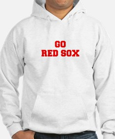 RED SOX-Fre red Hoodie