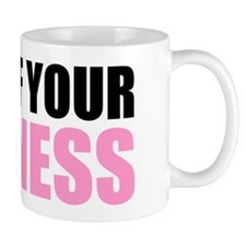 None of Your Business Mug