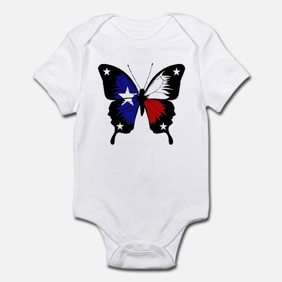 Texas Butterfly Infant Bodysuit