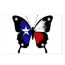 Texas Butterfly Postcards (Package of 8)