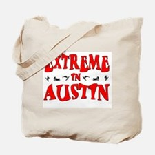 Extreme Austin Tote Bag