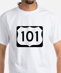 US Route 101 Shirt