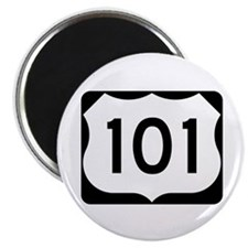 US Route 101 Magnet