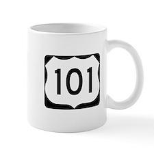 US Route 101 Mug