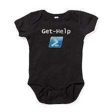 Cute Sysadmin Baby Bodysuit