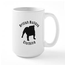 British Bulldog Clothing 2 Mug