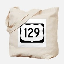 US Route 129 Tote Bag