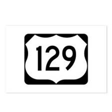 US Route 129 Postcards (Package of 8)