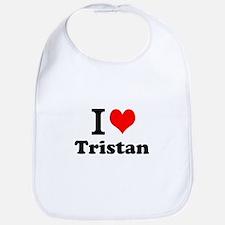 I Love Tristan Bib