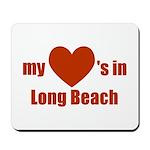 Long Beach Mousepad