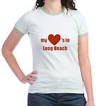 Long Beach Jr. Ringer T-Shirt