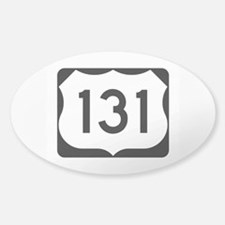 US Route 131 Decal