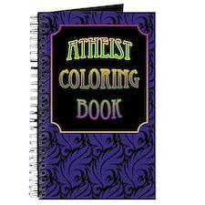 Cute Coloring book Journal