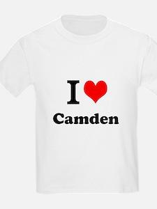 I Love Camden T-Shirt