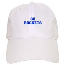 Rockets-Fre blue Baseball Baseball Cap