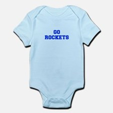 Rockets-Fre blue Body Suit