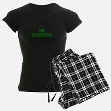 Rockets-Fre dgreen Pajamas