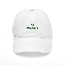 Rockets-Fre dgreen Baseball Baseball Cap