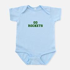 Rockets-Fre dgreen Body Suit
