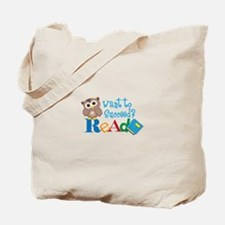WANT TO SUCCEED READ Tote Bag
