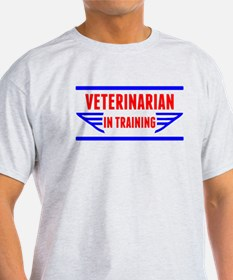 Veterinarian In Training T-Shirt