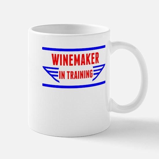 Winemaker In Training Mugs