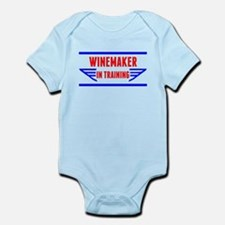Winemaker In Training Body Suit