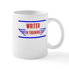 Writer In Training Mugs