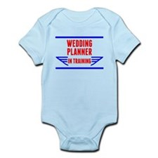 Wedding Planner In Training Body Suit