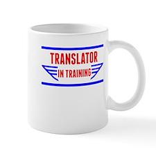 Translator In Training Mugs