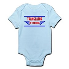 Translator In Training Body Suit