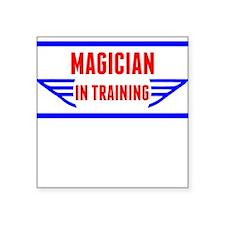 Magician In Training Sticker
