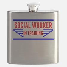 Social Worker In Training Flask